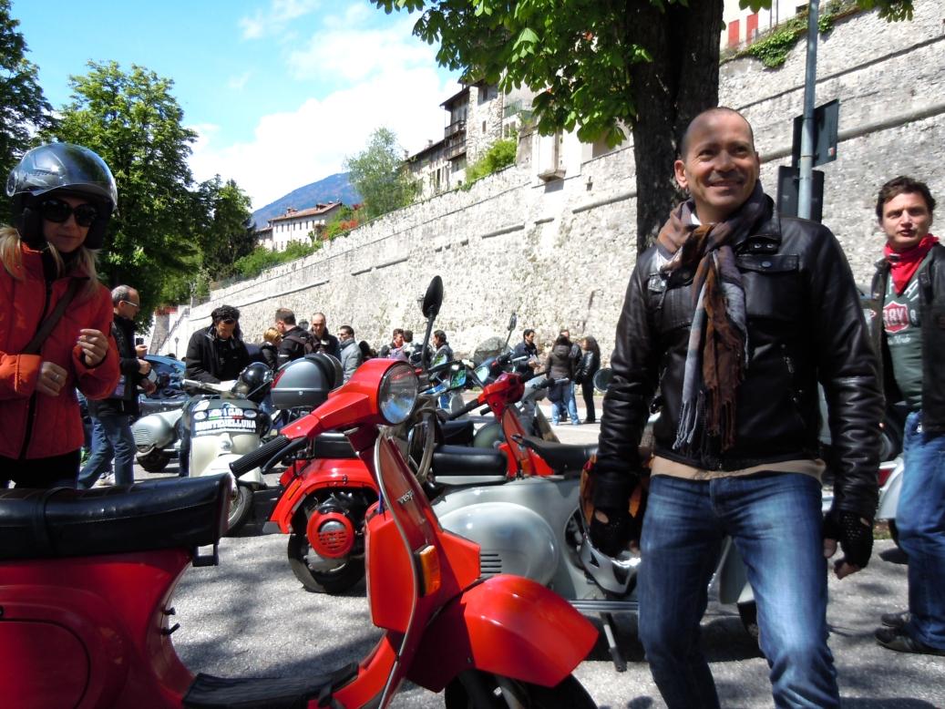 Foto vespa club montebelluna