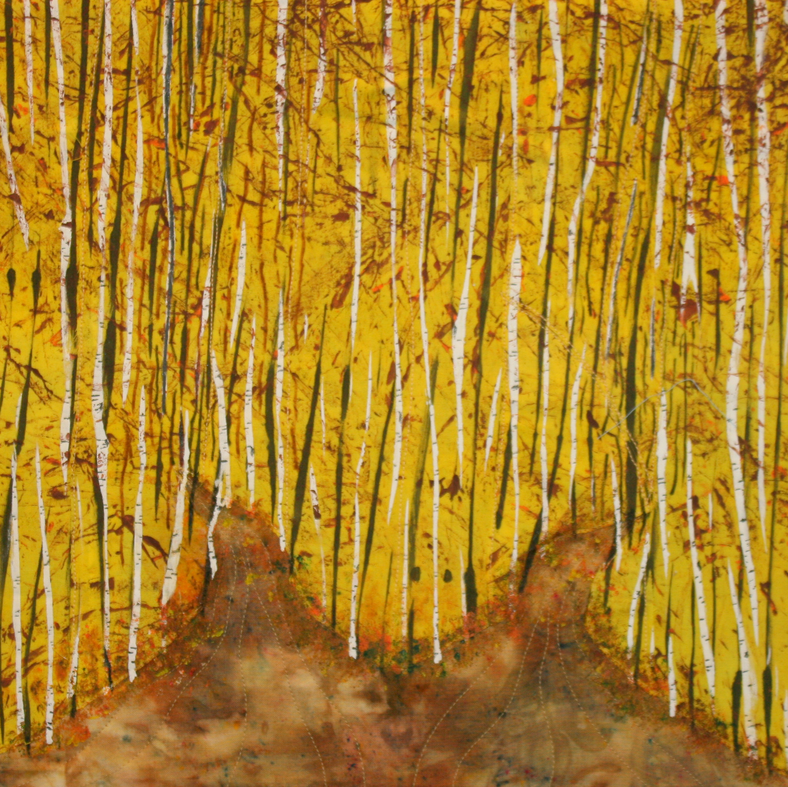 an analysis of robert frost on the two roads diverged in a yellow wood The road not taken by robert frost commentstwo roads diverged in a yellow wood and sorry i could not travel both and be one traveler long i.