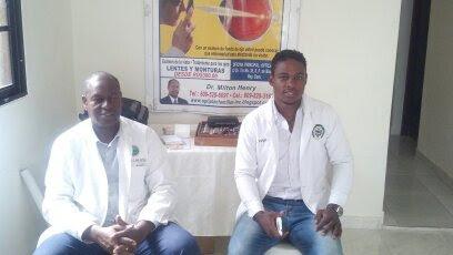 Consulta de Oftalmología Clínica