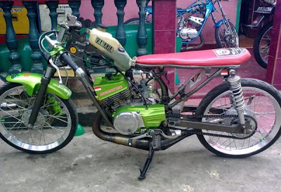 RX King Drag Bike