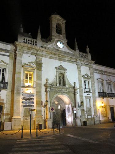 Arco da Vila Faro, Algarve
