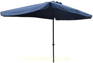 Sombrillas y parasoles for Sombrillas terraza