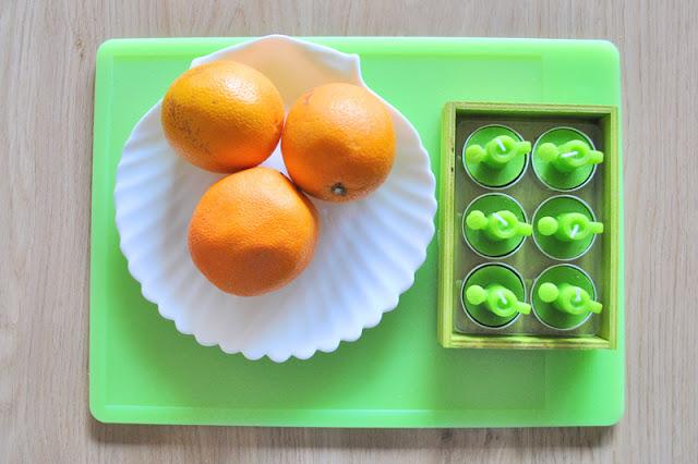 zieleń i pomarańcz