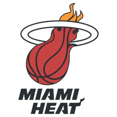 Miami Heat logo Vector Coreldraw
