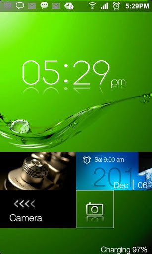 Windows 8 Lock Screen Themes