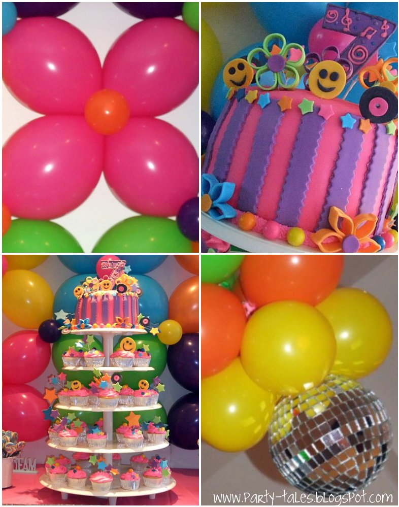 Party Tales Birthday Party 70 39 S Disco Fun The Grooviest Event Of