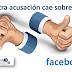 Otra acusación cae sobre Facebook