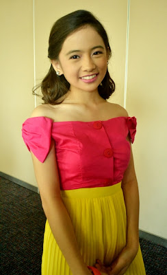 Ella Cruz as the title role Aryana Mendez