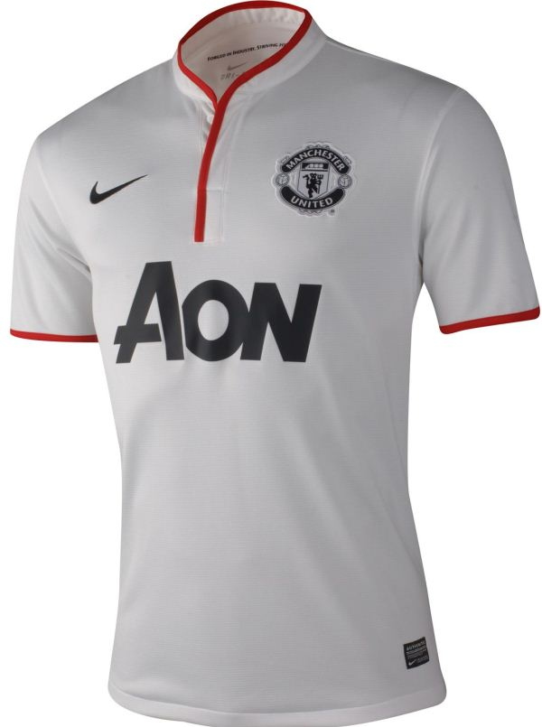 Detail Gambar Jersey Bola Manchester United Away