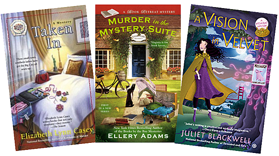 Spotlight on new Cozy Mysteries @ My Recent Favorite Books