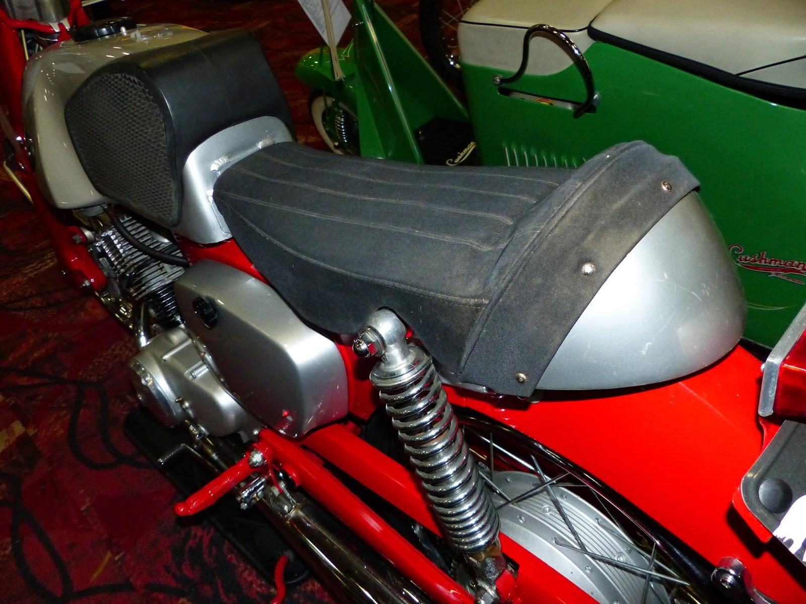 OldMotoDude  1960 Honda Benly 125 Super Sport for sale at the 2015