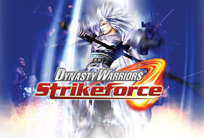 Games Dynasty Warriors Strikeforce Ppsspp