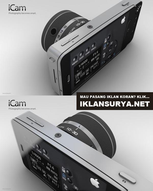 apple icam digital camera