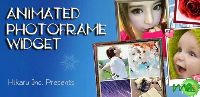 Animated Photo Frame Widget + APK