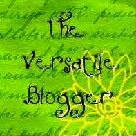 The Versatile Blog Award