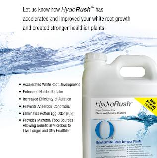 Free HydroRush Sample