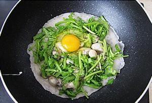Trứng chiên kiểu mới lạ miệng ngon cơm