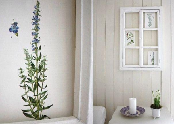 Pintar con plantillas cositasconmesh - Plantillas para decorar ...