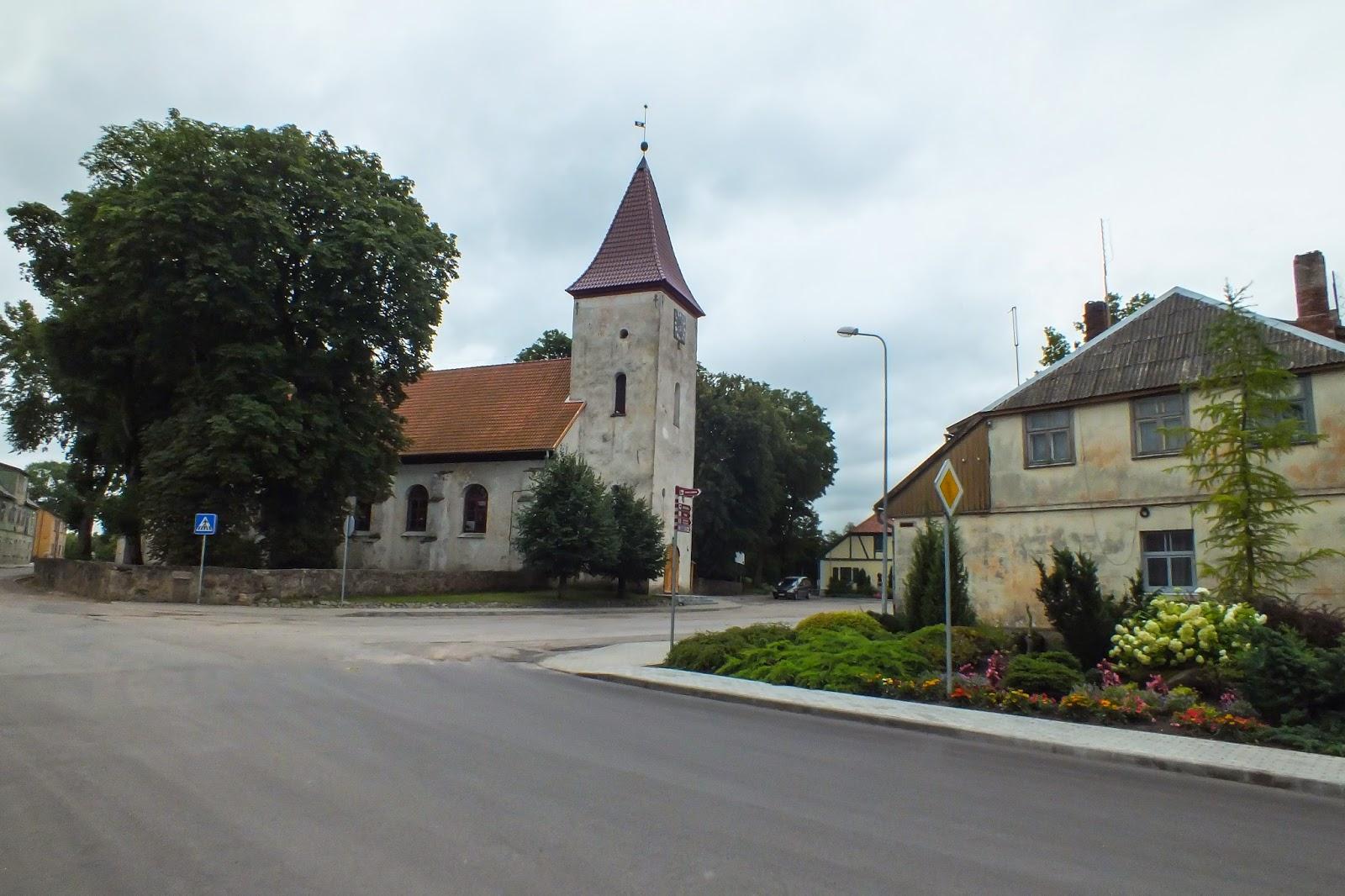 Замок в Дурбе (Durbe castle)