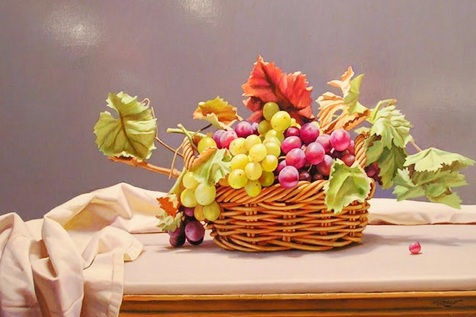 Cuadros modernos pinturas y dibujos bodegones para la for Cuadros para cocina