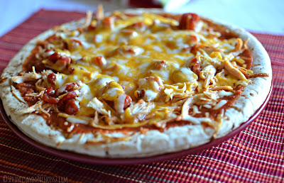 #recipes, chili pizza