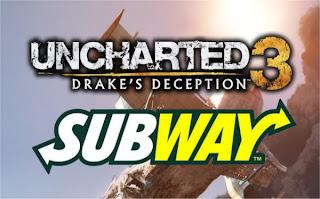 Subway Uncharted 3