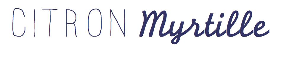 Citron Myrtille