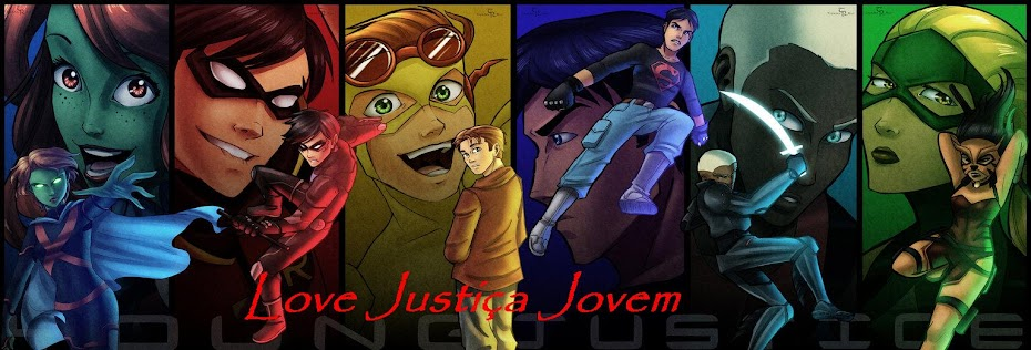 love justiça jovem