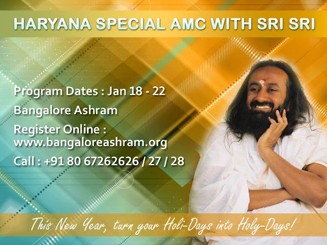 Haryana Special Part II with Sri Sri | Art of Living Universe