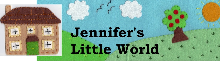 Jennifer&#39;s Little World blog - Parenting, craft and travel