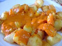 Salsa De Patatas Bravas (rapida)