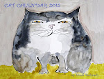 2012 Cat Calendar