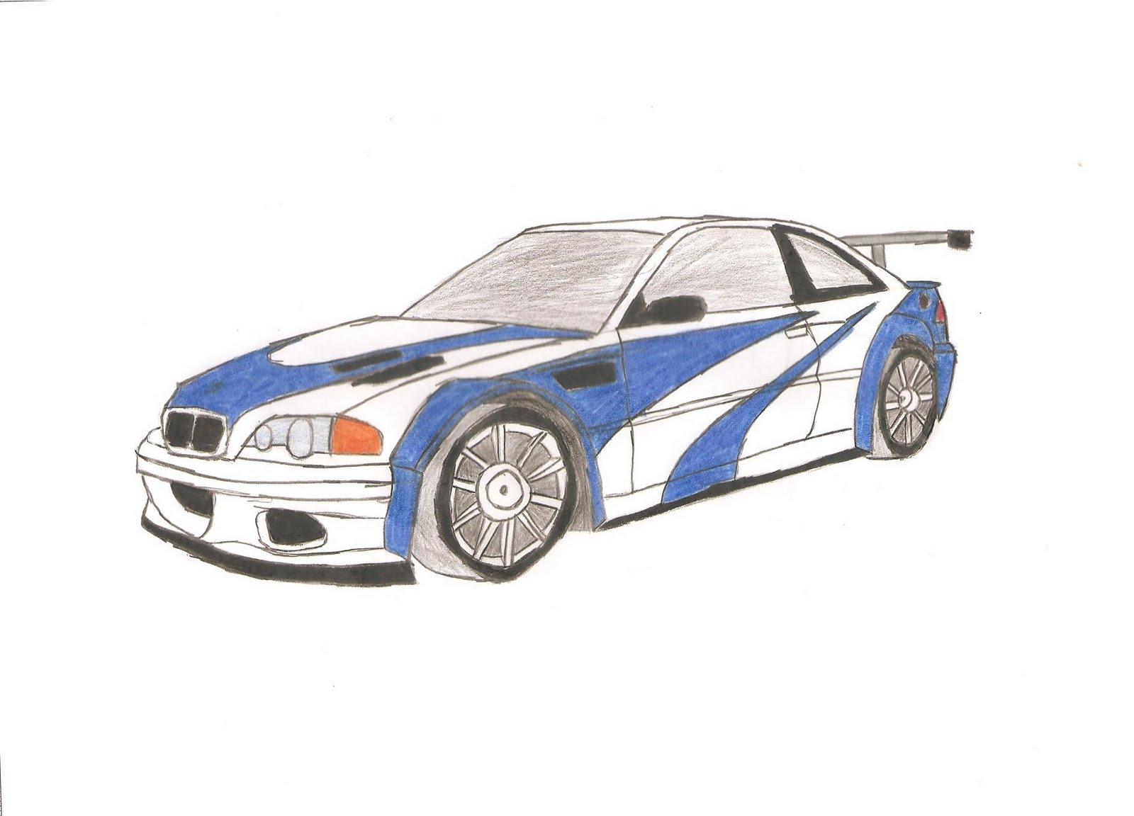 Sport Cars Desenhos