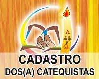 Atenção você que é catequista, a CNBB está realizando um cadastramento para todos catequias.