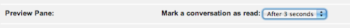 Gmail ofrece un panel de previsualización 33