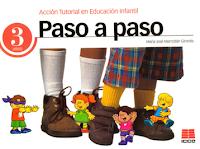 PASO A PASO . Tutoría para 3,4 Y 5 AÑOS