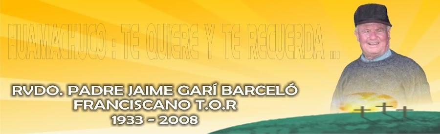 JAIME GARÍ BARCELÓ