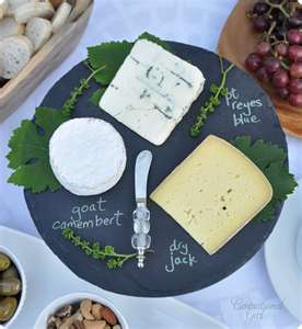 Yes we are providing a French cheese assortment for a breakfast cheese plate. The Europeans never set a clock for good food so live the good life and have a ... & Around The World Cheese: A Breakfast Cheese Plate