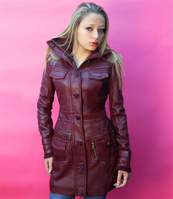 Teen Girls Winter Coat Trends