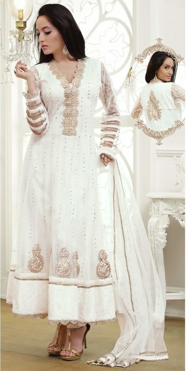 Anarkali frocks collection