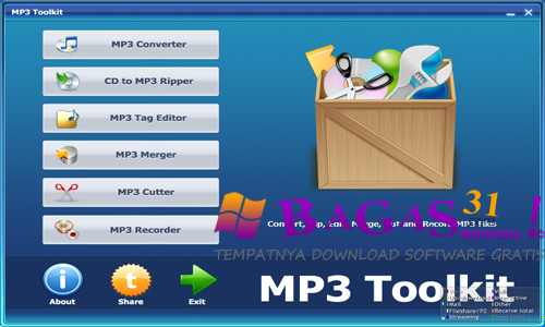 MP3 Toolkit 1.0.5 Full Crack 2