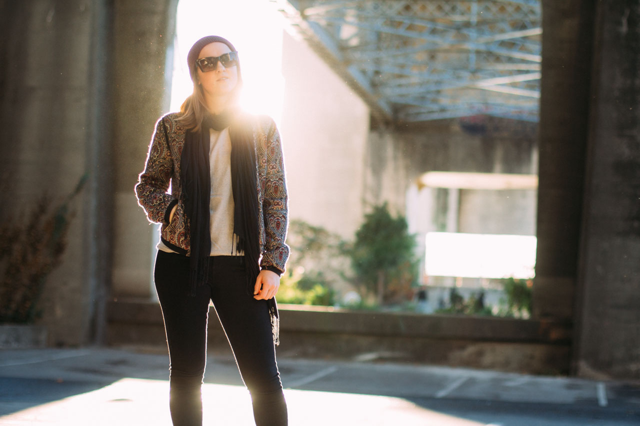 Fall/Winter Fashion - Zara, Anine Bing, J Brand - Vancouver Personal Style Blogger