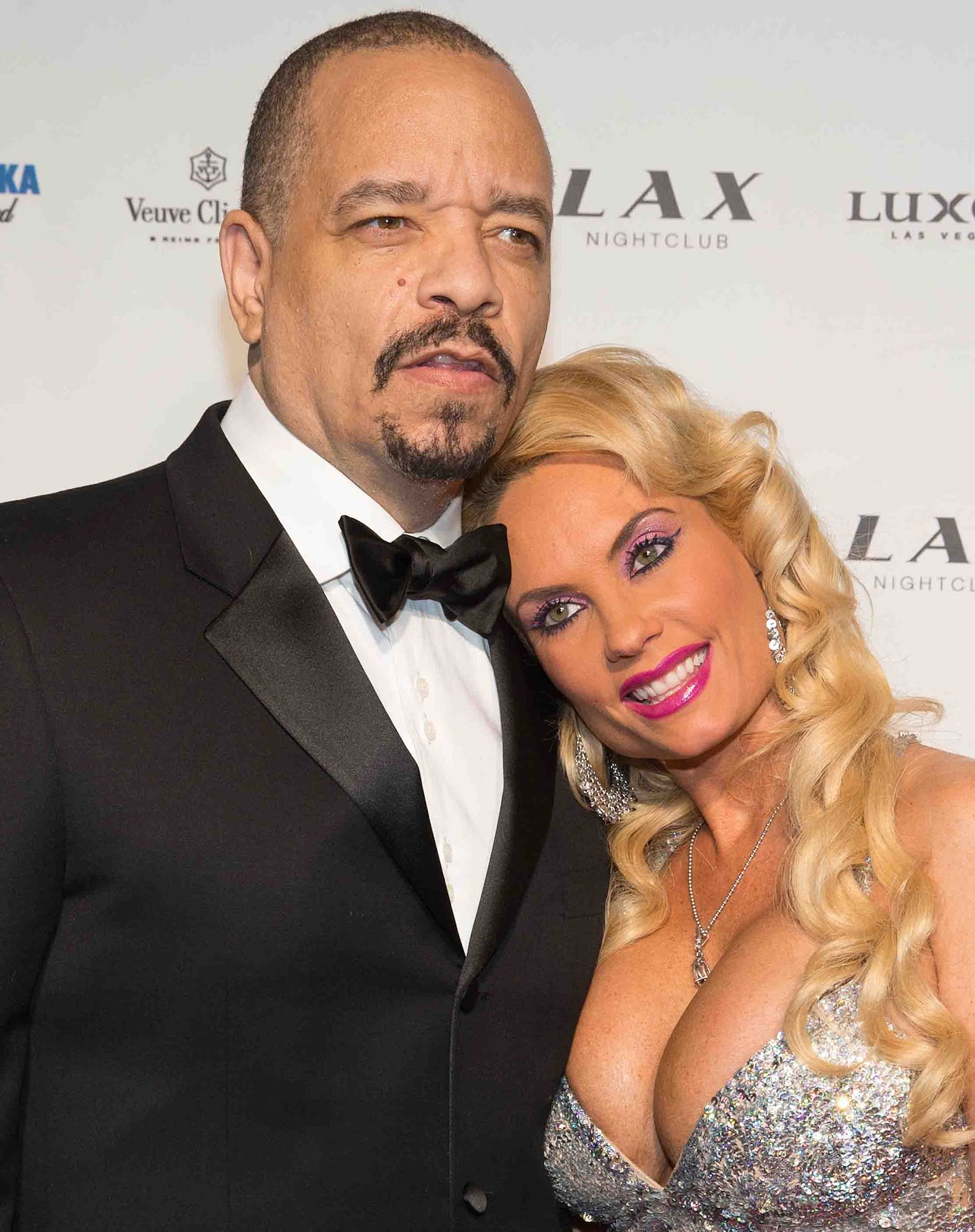 ICE T AND COCO RING IN THE VEGAS NEW YEAR