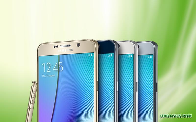 Spesifikasi Samsung Galaxy Note 5 Android