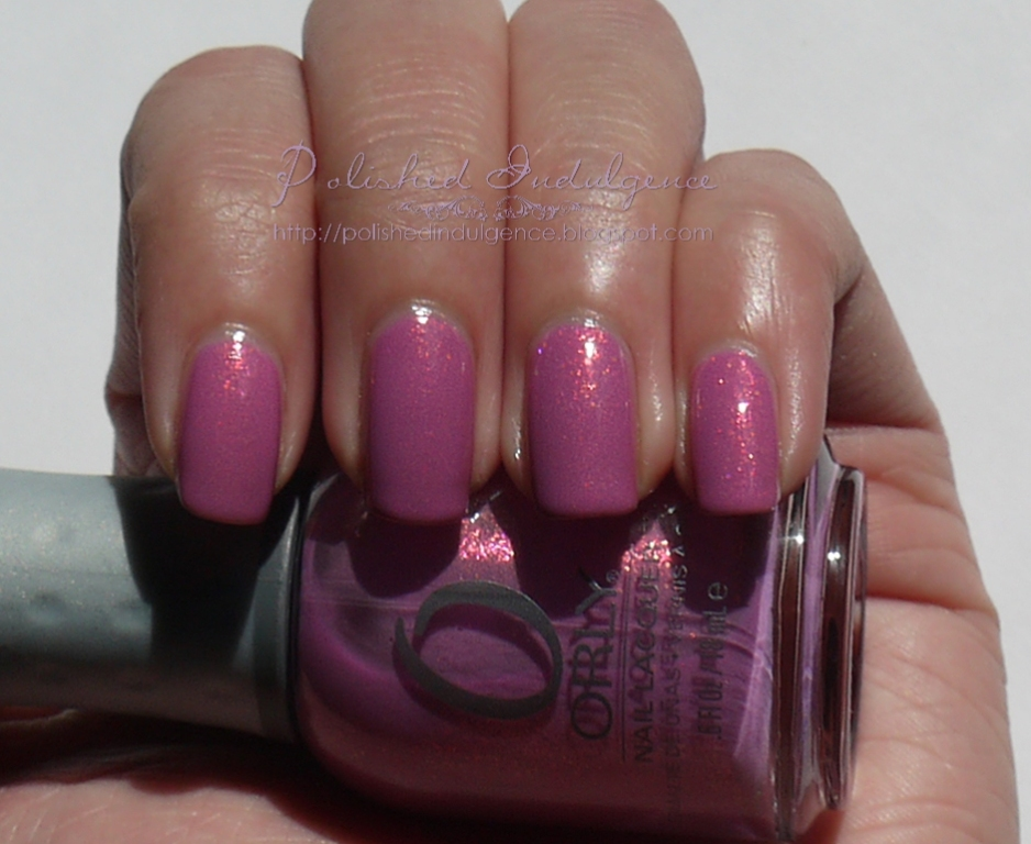 Orly Electronica Fall 2012 Nail Polish Collection photo