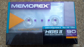 cassette tape in package