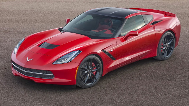 Fotos del Chevrolet Corvette Stingray C7 2014 Auto Deportivo
