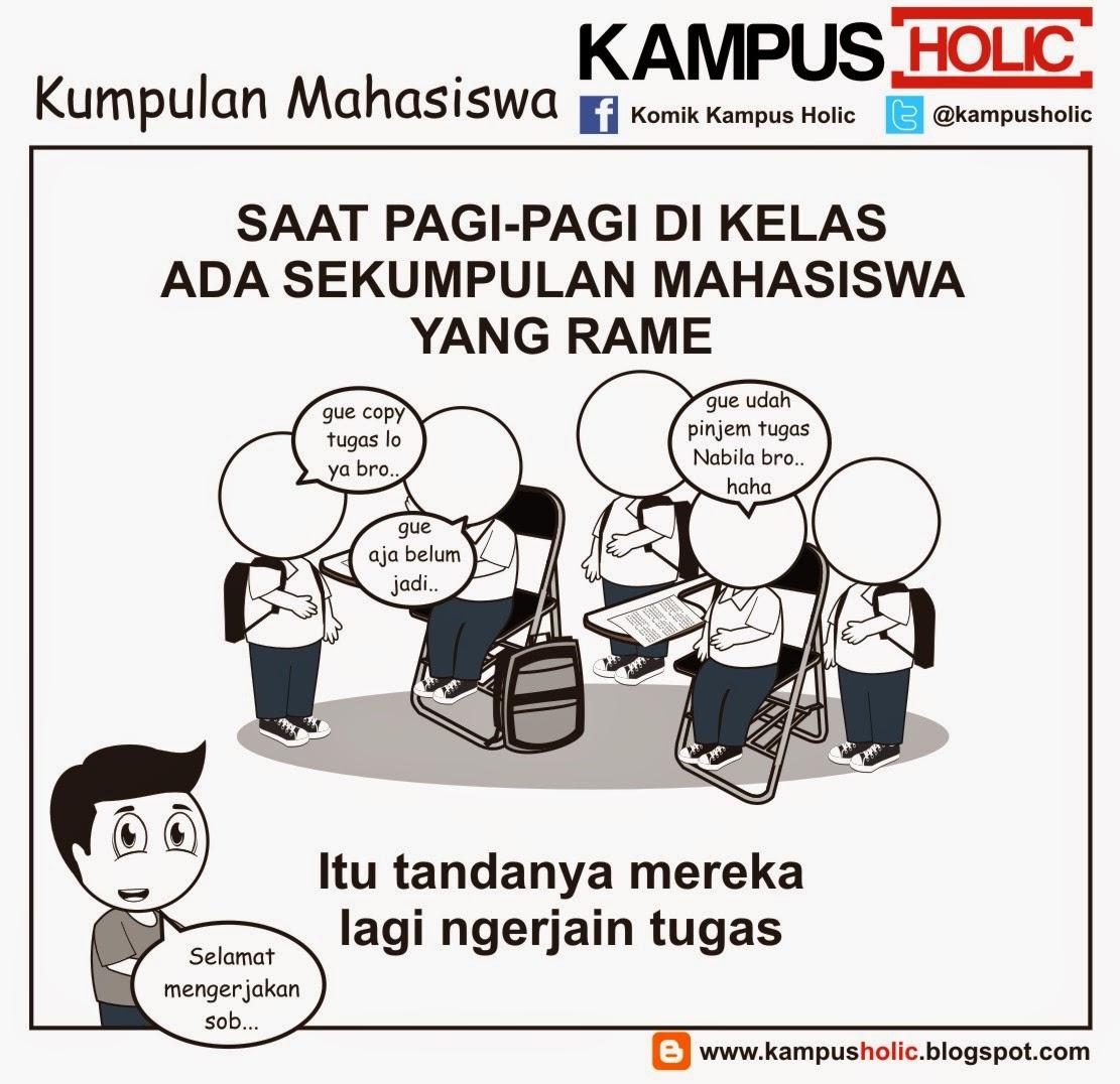 #854 Kumpulan Mahasiswa