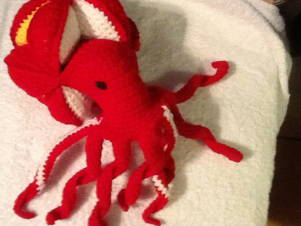 Octopus Pattern Crochet Crochet Octopus Pattern