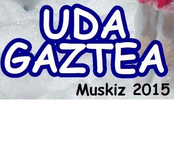 Uda Gaztea Muskizen